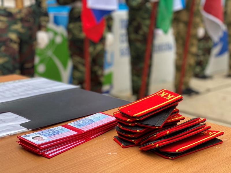 В Башкирии открыт уголок памяти майору Росгвардии Вадиму Салимгарееву, отдавшему свою жизнь служению Родине