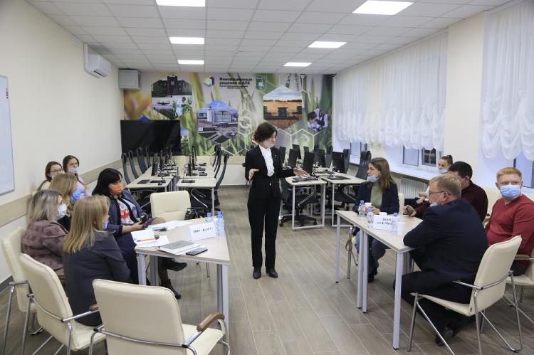 У НИУ «БелГУ» перенимают опыт проектного и бережливого управления