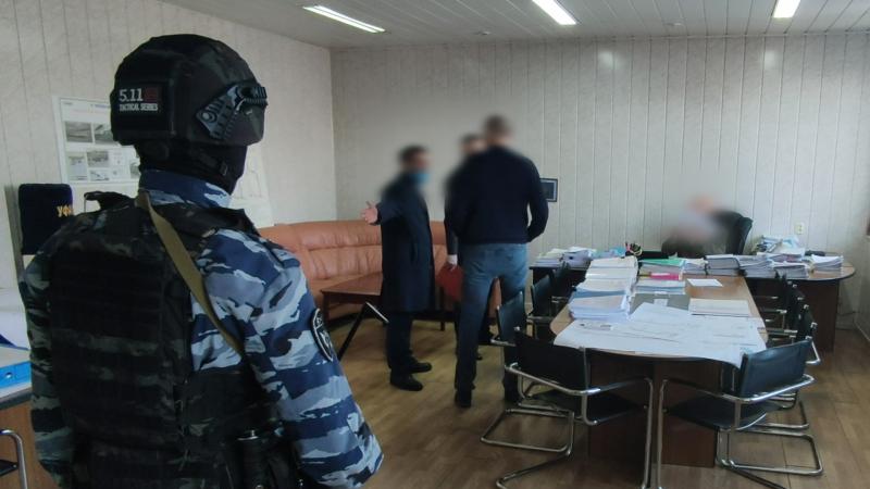 В Башкортостане при поддержке ОМОН Росгвардии задержаны подозреваемые в уклонении от уплаты налогов на 17 миллионов рублей