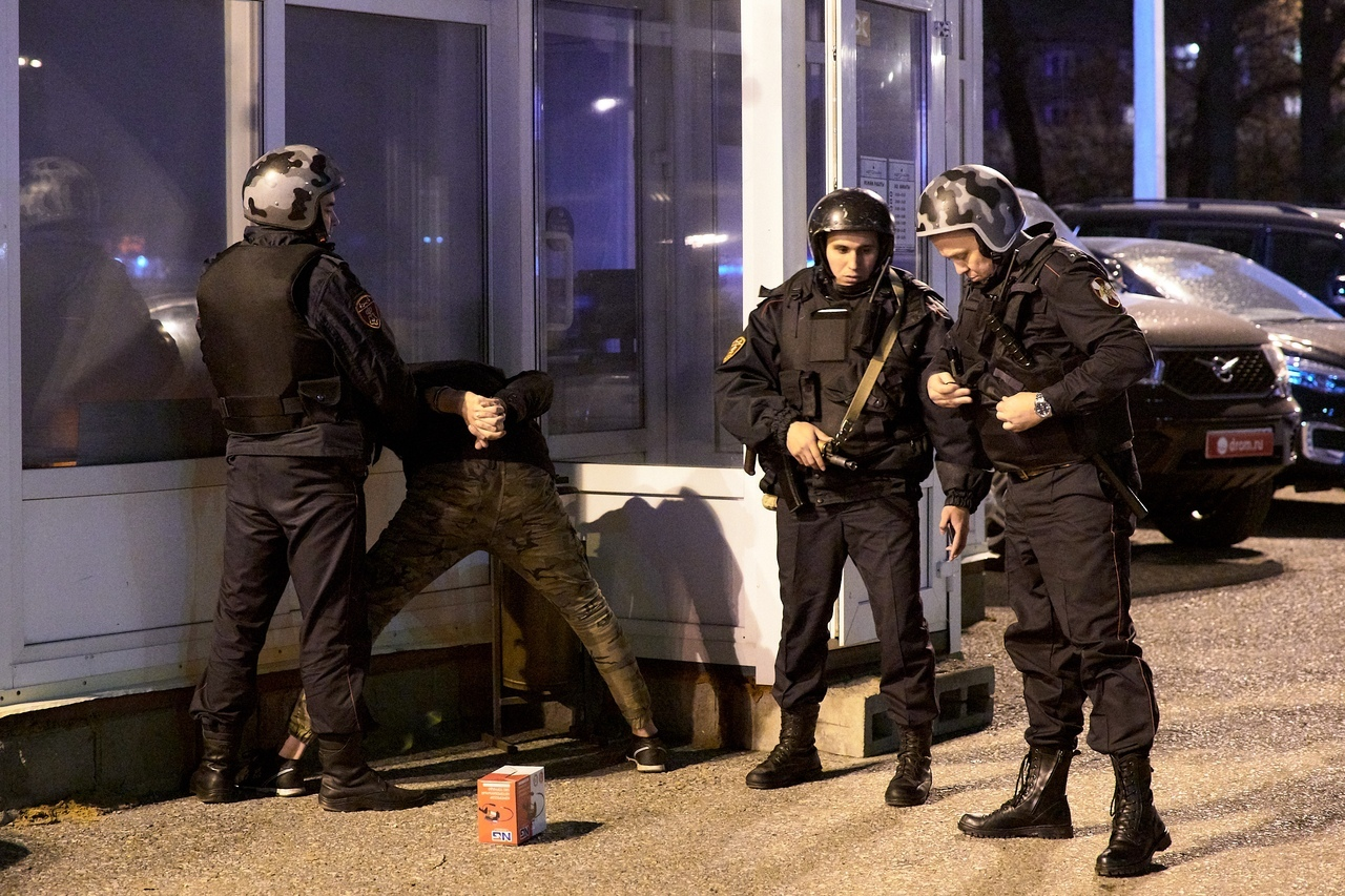 В Башкирии росгвардейцы по горячим следам задержали грабителей