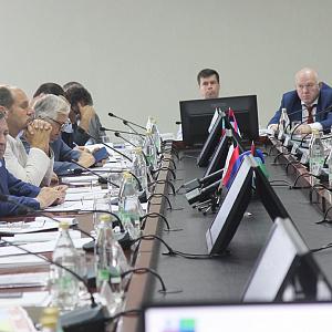 Ректор НИУ «БелГУ» и учёные Белгородского государственного университета приняли участие в рабочем совещании «Об организации научно-образовательного центра «Инновационные решения в АПК» (НОЦ)