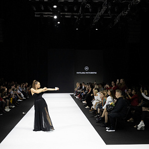 Светлана Евстигнеева представила новую коллекцию на Moscow Week Russia