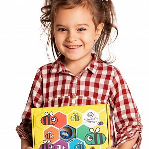 ООО «БиЗи Тойс» — молодая, быстро прогрессирующая компания по производству детских развивающих игрушек
