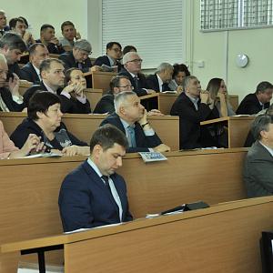 День российской науки - 2020 в СГУПСе