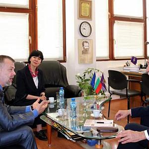 В НИУ «БелГУ» вышло издание о российско-болгарском сотрудничестве на Белгородской Магнитке