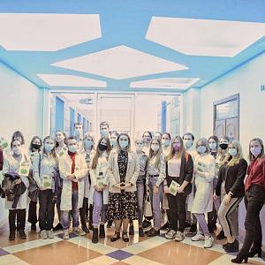 В НИУ «БелГУ» продолжает свою работу школа молодого исследователя